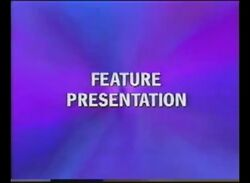 Paramount Home Entertainment 1999-2003 Feature Presentation Bumper