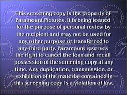 ParamountScreenerWarning