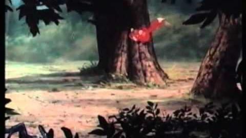 Opening to The Lion King UK VHS (1995)
