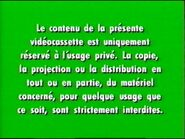 1990s FBI Warning 1 (Canadian French) (Version -2)