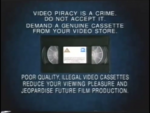 20th Century Fox Home Entertainment Anti-Piracy Warning (1996-2001) -2
