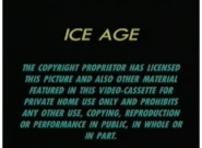 20th Century Fox Home Entertainment 1999-2005 Warning Screen (S1)