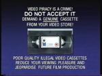 20 20 Vision Anti-Piracy Warning (1993-1997)