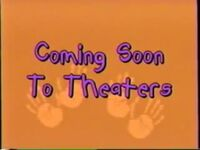 Coming Soon To Theaters Playhouse Disney Variant