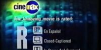 Cinemax Rating Bumpers