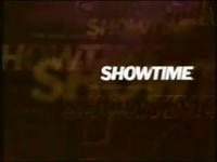 Showtime ID 1994-1997 red background