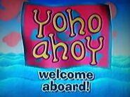 Yoho Ahoy Welcome Aboard