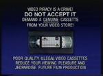 MGM UA Home Video Anti-Piracy Warning (1994-2000)