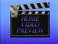 CBS-FOX Video Collector's Preview ID (1980s)