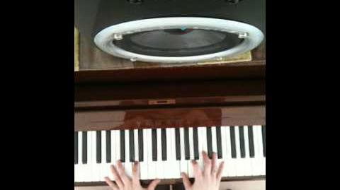 Plants vs Zombies Music - The Roof (piano version)