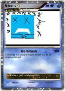 N-ice Card