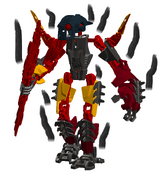 Lord fire Magmus