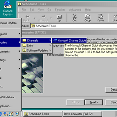 another picture of Windows 98