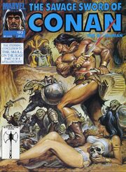 Savage Sword of Conan Vol 1 193