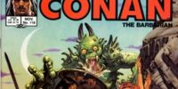 Savage Sword of Conan 118