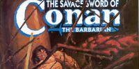 Savage Sword of Conan 209