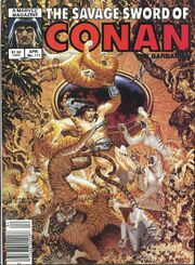 Savage Sword of Conan Vol 1 111