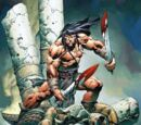 Conan the Cimmerian (Original covers)