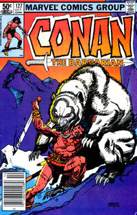 Conan the Barbarian Vol 1 127