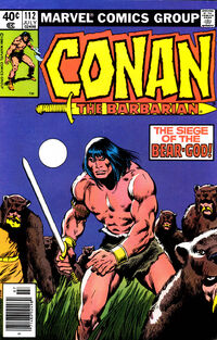 Conan the Barbarian Vol 1 112