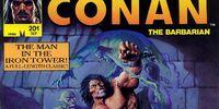 Savage Sword of Conan 201