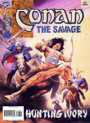 Conan The Savage -8