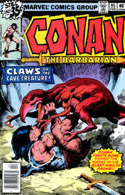 Conan the Barbarian Vol 1 95