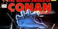 Savage Sword of Conan 82