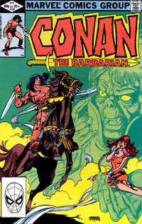 Conan the Barbarian Vol 1 133