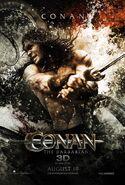 Jason Momoa Conan Poster