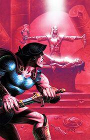 Conan the Cimmerian -13 Joseph Michael Linsner