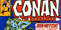 Conan the Barbarian 98