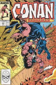 Conan the Barbarian Vol 1 216