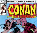 Conan the Barbarian 142