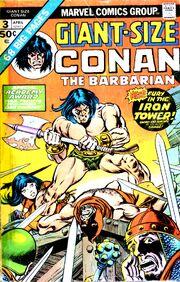 Giant-Size Conan the Barbarian Vol 1 3