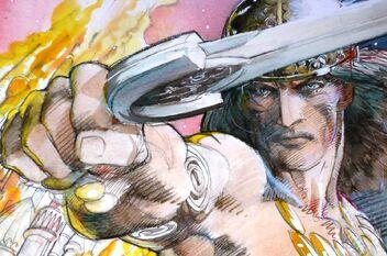 Conan the Barbarian Annual -King-Size-