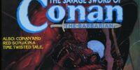 Savage Sword of Conan 223