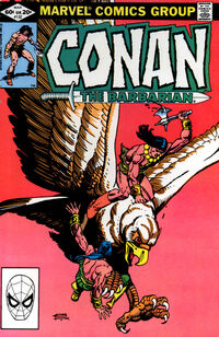 Conan the Barbarian Vol 1 132