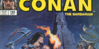 Savage Sword of Conan 166