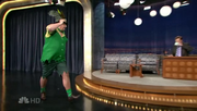 The Notre Dame Leprechaun with a Pituitary Gland Disorder 2
