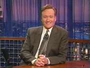 Conan's Reaction to Man-Man