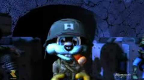 Conker Live & Reloaded Trailer
