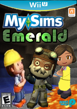 File:300px-MySims Emerald (Wii U) Boxart.png