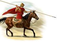 Kratos Cavalry
