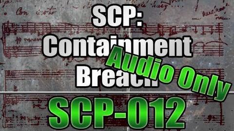 SCP Containment Breach v6