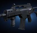 Штурмовая винтовка HK G36C / Галерея камуфляжей