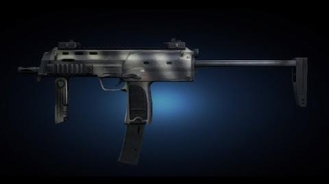 H&K MP7 Shooting Test