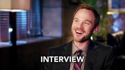 "Conviction (ABC) ""Shawn Ashmore"" Interview HD"