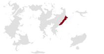Location of Uldureks