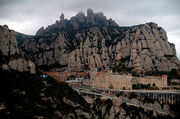 CATALONIA Montserrat Mountain